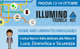 Bestlux partecipa all'evento Illuminotronica 2017